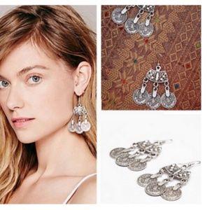 Jewelry - Gypsy Coin Earrings